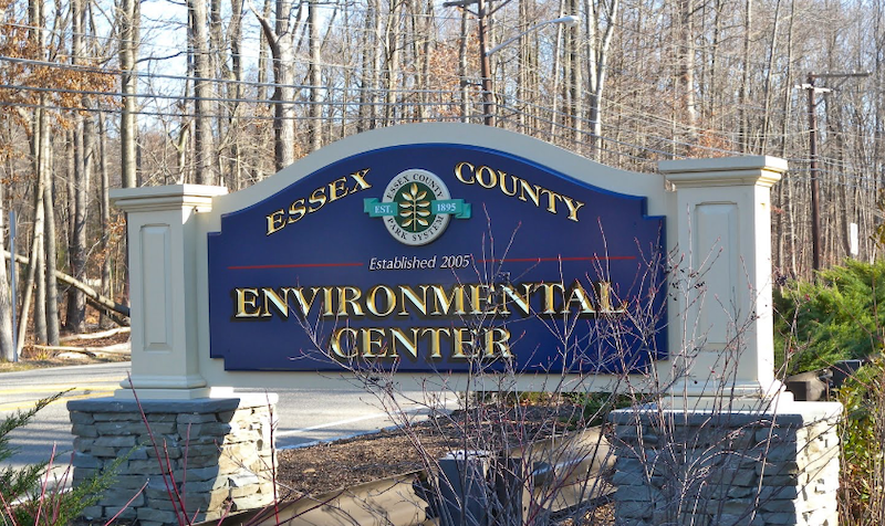 The Essex Country Environmental Center in Roseland