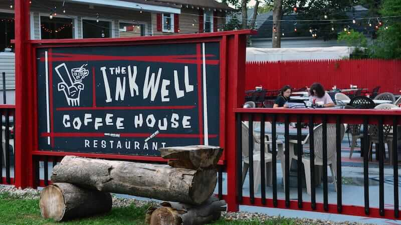Banner of The Inkwell Cafe House