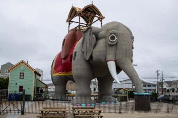 Discover the Meaning Behind Historical Lucy the Elephant in Margate, NJ