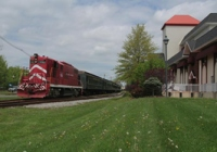 Black River & Western Railroad Train Rides in NJ for Kids