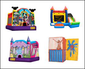 bounce house rentals NJ