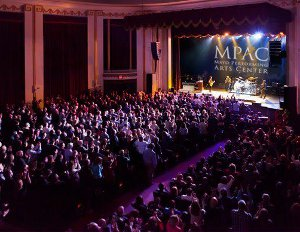 Located in Morristown, New Jersey, the Mayo Performing Arts Center is a multi-purpose entertainment venue. Built in , the Mayo Performing Arts Center has plenty of history and still maintains its character and old world charm.