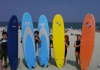 Coastline Adventures Surfing School, Normandy Beach NJ