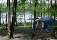 Places to camp in Hudson County NJ