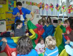 Kids parties in Northern New Jersey