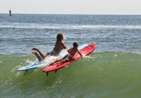 Summertime Surf School, Monmouth County NJ