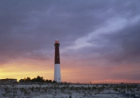 Barnegat Lighthouse State Park is a top beach attraction in NJ