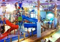 CoCo Key Water Resort is an indoor waterpark attraction open all year