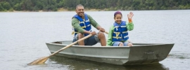 Great Fishing Boats for Kids in NJ