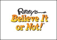 Ripley's Believe it or not NJ Top 50 Attractions