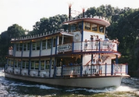 River Belle Cruise is a dining and sightseeing attraction at the Jersey Shore