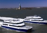 Seastreak Ferry sightseeing attraction departing from NJ