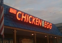 The Chicken or the Egg is one of the Jersey Shore's top restaurant attractions