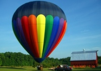 A-Lot-A Hot Air balloon ride idea for a first date in New Jersey