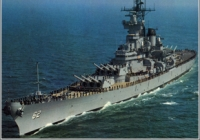Battleship New Jersey guided tours in New Jersey