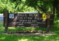 Bulls Island Recreation Area Hunterdon County Campsites