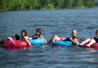 Delaware River Tubing best bang for your buck in NJ