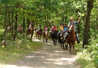 Echo Lake Stables NJ best outdoor adventures