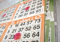 Flemington Jewish Community Center play bingo in New Jersey