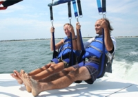 Hang Loose Parasail ideas for first dates in New Jersey