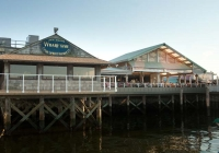 wharfside restaurant and the patio waterfront restaurants nj shore