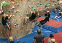New Jersey Rock Gym NJ attractions for teens