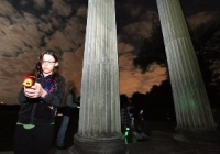 Princeton Cemetery Visit and Ghost Tour New Jersey ghost tours