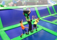Rebounderz New Jersey best tween attractions