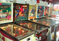 Silverball Museum Arcade best attractions for kids at the NJ Shore