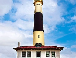 Absecon Lighthouse Breathtaking Landmarks Near the Atlantic City Boardwalk