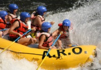 Adirondack River Outfitters White Water Rafting in New York