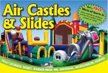 Air Castles and Slides Central New Jersey Bounce House Rentals