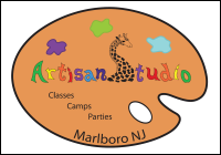Artisan Studio Creative Arts and Craft Classes in New Jersey
