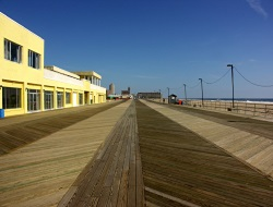 Asbury Park NJ Boardwalk information