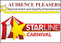 Audience Pleasers Carnival Theme Party Rentals in Northern NJ