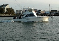 Barbgail IV fishing charter boats for kids in Central NJ
