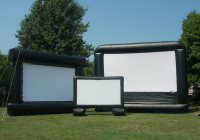 Big Screen Thrills Best NJ party entertainers