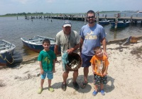 Bill's Boat Rentals places to go crabbing in Seaside Heights NJ