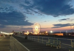 Ocean City NJ Boardwalk