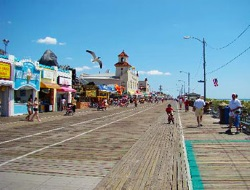 Things to do on the Ocean City NJ Boardwalk