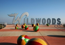 Wildwood NJ Boardwalk