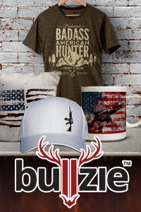 Bullzie Fishing Enthusiast Apparel NJ