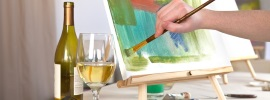 BYOB Art Classes in NJ