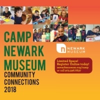 Camp Newark Museum Summer Camps in Central NJ