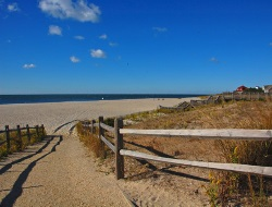 Cape May Smaller Beaches and Boardwalks in NJ