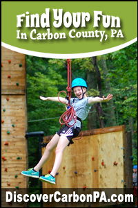 Discover Carbon County PA outdoor activities right outside of New Jersey