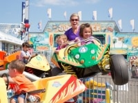 Casino Pier and Breakwater Beach Waterpark nj getaways with kids