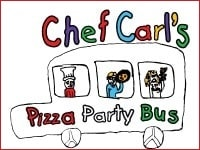 Cheft Carl Make a Pizza party NJ Cooking Classes