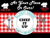 Chef it Up and Chef it up 2 Go Cooking Parties in NJ
