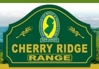 Cherry Ridge Range shooting ranges in Sussex County NJ